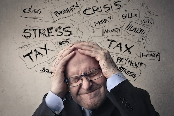 5 Stress Triggers @ Work