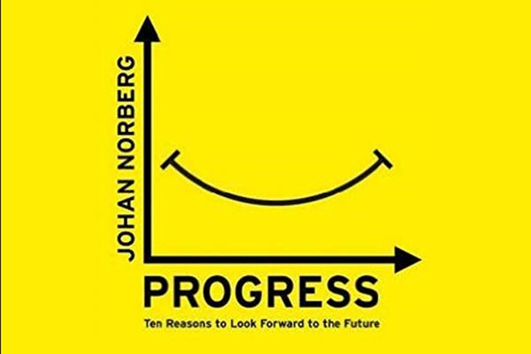 Progress – 10 Reasons to Look Forward to the Future